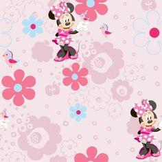 "Papier-Kindertapete ""Minnie's Spring Walk"" Kollektion kids@homeIII Graham & Brown http://www.amazon.de/dp/B007HM41L8/ref=cm_sw_r_pi_dp_1g8Aub088GP6B"