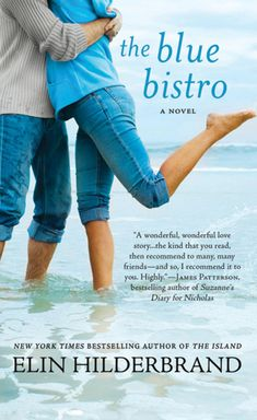 Book Review By Elle: The Blue Bistro by Elin Hilderbrand