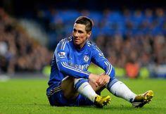 Fernando Torres <3 Chelsea 2-2 Tottenham Hotspur. May 8, 2013.