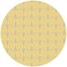 Lewis & Irene, April Showers, Parisian Fretwork Yellow