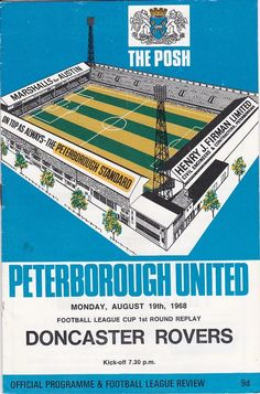 Doncaster Rovers, Peterborough United, Newport County, Football Program, Southport, Crystal Palace, Civil Engineering, Division, Programming