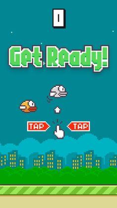Playing Flappy Bird