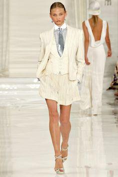 Ralph Lauren Spring 2012   New York Fashion Week