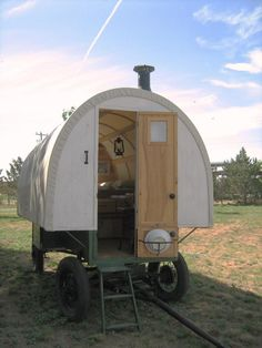 Sheepherder wagons are still in use today. As the tiny house concept has grown in popularity, more people have found a use for the predecessor of the R.V.
