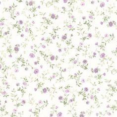 Sophie Purple Floral Toss