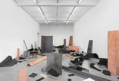 Robert Morris at Sprüth Magers (Contemporary Art Daily)