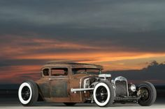 Rat Rods, probably some of the best homemade cars ever