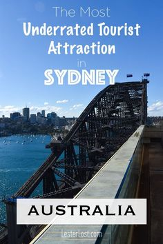 Travel Sydney | Travel Australia | Sydney Harbour Bridge | Harbour Bridge Pylon Lookout | Walking Sydney | Underrated Tourist Attraction | Sydney | Australia