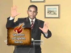 07 - O Espirito Santo e o Conflito (O Grande Conflito) Pr. Luís Gonçalves