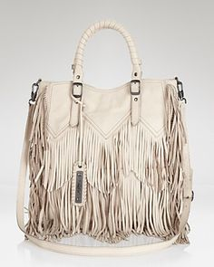 Sam Edelman Zizi Fringe Tote - ordered me one! Fringe Handbags, Fringe Bags, Purses And Handbags, Fringe Purse, Handbag Accessories, Fashion Accessories, Boho Bags, Fashion Bags, Womens Fashion