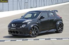 Nissan Juke R Photo Shoot