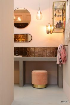Top 5 Home Decor Trends .Top 5 Home Decor Trends Interior Styling, Interior Decorating, Interior Design, Unique Home Decor, Cheap Home Decor, Bathroom Inspiration, Interior Inspiration, Restroom Design, Tadelakt