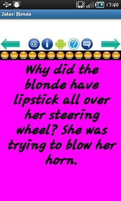 Funny Dirty Jokes | ... jokes about blondes think you re funnier then submit your own jokes