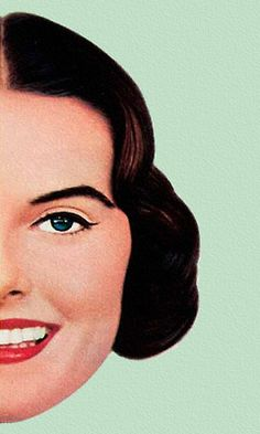 detail from 1952 Lady Wildroot ad