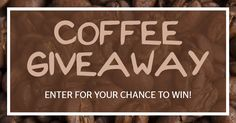 Specialty Coffee Giveaway --in honor of national coffee day being yesterday ; National Coffee Day, Multiplication Facts, Broccoli Slaw, Giveaways, Easter, Internet, Foods, Store