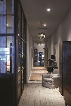 Interior Design | Soho Loft Apartment - DustJacket Attic