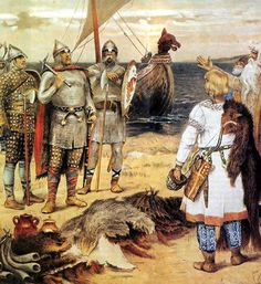 THE VARANGIAN GUARD The Byzantine empire inherited this tradition, but with an important distinction — the so-called Varangian Guard would be an elite among elites, responsible for the protection of the Emperor himself