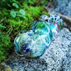 Chunky glass spoon from TC Glass  .  .  .  #glassforsale #glassblowing #glassart #glass #smoke #smokers #glasspipes #bongs #glassbong #bong #headshop #headshops    #Regram via @thefriendsinhighplaces