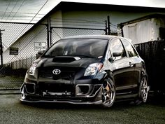 Toyota Yaris Time attack