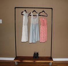Best Of Etsy Garment Rack