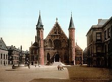 Ridderzaal - Wikipedia, the free encyclopedia