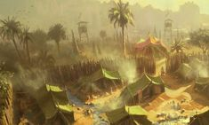 Encampment from Assassin's Creed: Revelations
