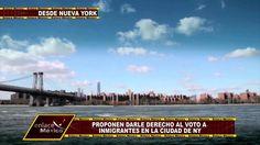 INDOCUMENTADOS PODRÍAN VOTAR EN NUEVA YORK