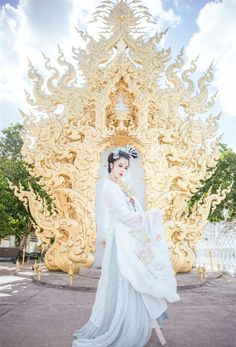 Travel With My Han Chinese Costume 56
