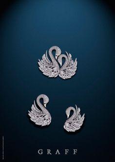 Graff Swan Jewelry