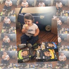 Looks like we have one happy (and adorable) Nosher enjoying his Munchables! Thanks for sharing @mrs_brown187.