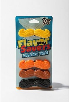 The MANLY bag-clips.  $7.25   http://www.gohastings.com/product/TRENDS/Flavor-Saver-Chip-Clips/sku/283999328.uts?utm_source=google_medium=shoppingsite_campaign=trends=917949389