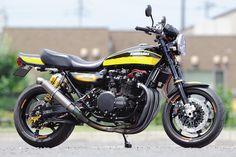 サンクチュアリー・リアライズ Z1(カワサキ Z1) プロが造るカスタム|モト・ライド-バイクブロス