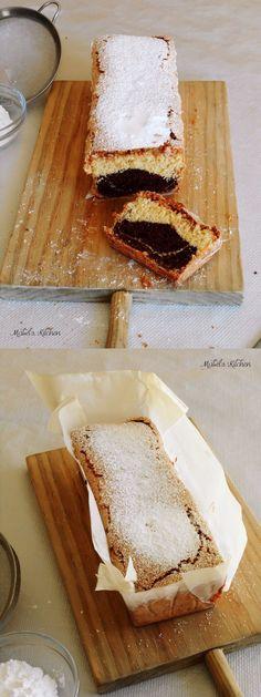 Ligero bizcocho-esponja / http://mabelkitchen.blogspot.com.es/