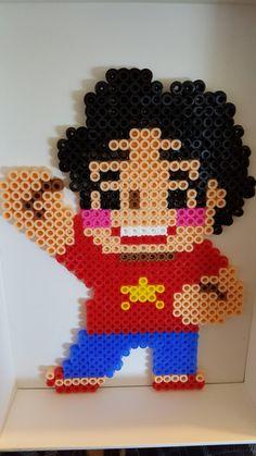 Steven Universe perler beads
