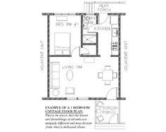 One Room Cottage