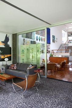 Pedro Usecheu0027s House | São Paulo, Brazil | Pedro Useche | Photo By Fran  Parente · Home Decor FurnitureFurniture DesignInside OutsideStorey ...