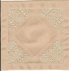 hardanger patterns free | Free Patterns « Save the Stitches!
