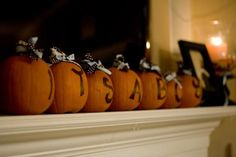 Real Baby Shower: Lil' Pumpkin