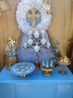 Resultado de imagen para baptism centerpieces