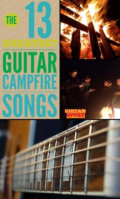 The 13 Best Campfire Songs (Without Being Kitschy!)  #guitar  GuitarHippies - Inspiring Your Musical Journeys