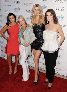 Kyle Richards Hosts Fashion Fundraiser Benefitting Children's Hospital Of Los Angeles