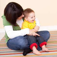 Activities to Encourage Social & Emotional Development:12-18 Months