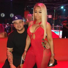 Blac Chyna and Rob Kardashian are expecting a baby!!!