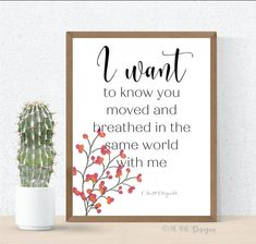 Printable quote, Printable poster, Wall art, Wall decor, Office wall decor, Gift, Inspirational, I want by FelineNineDesigns on Etsy Office Wall Decor, Office Walls, Wall Art Decor, Home Printers, Online Print Shop, Printable Quotes, Poster Wall, Marketing And Advertising, Online Printing
