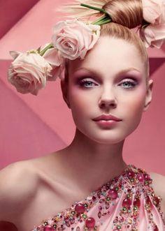 Maquillaje primavera