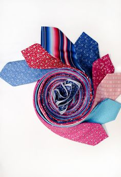 Pineda Covalin's silk ties available at Pace Farias Collections in Plaza Frontenac, St Louis, Mo