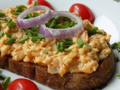 Party Snacks, Baked Potato, Risotto, Macaroni And Cheese, Catering, Dinner Recipes, Pizza, Appetizers, Food And Drink