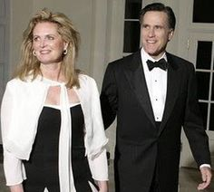 Mr. and Mrs. Romney