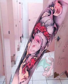 Brando Chiesa#tattoo #fkirons #fkironsproteam