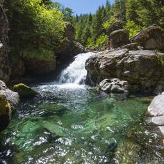 North America's Best (and Secret) Swimming Holes